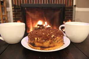 Man, that looks good.  Happy holidays, and thanks to http://megan-deliciousdishings.blogspot.com/2013_02_01_archive.html for the picture of their homemade coffee cake, cocoa, and an excellent looking fire.